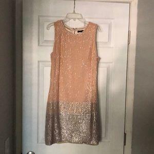 Hombre sequin cocktail dress